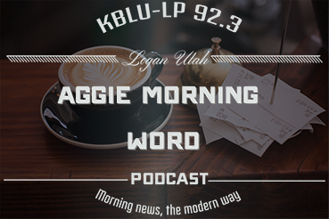 Aggie Morning Word Podcast: Sniff reenactment edition