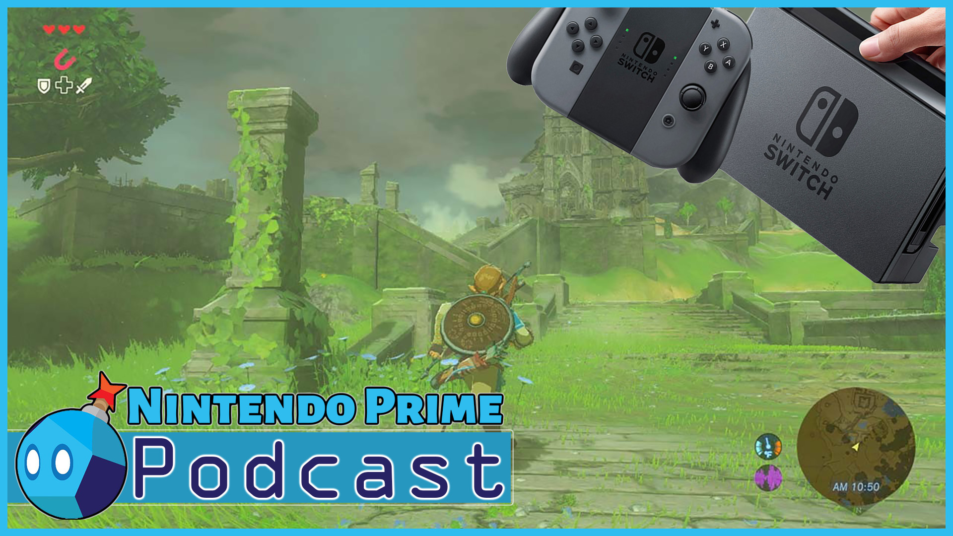 Nintendo Switch Lineup, Concerns, and How it Can Succeed - Nintendo Prime Podcast Ep. 13