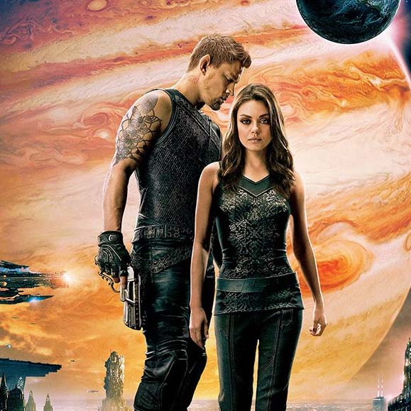 Jupiter Ascending - Fish and Connor Saw a Movie
