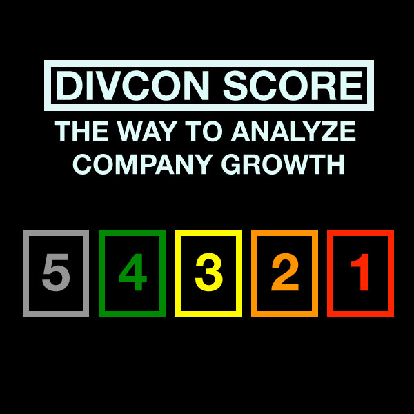 Divcon Score, The Way To Analyze Company Growth, with Ryan Ballantyne of Reality Shares
