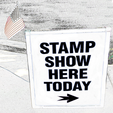 Episode 1 - All About Stamp Show Here Today and Stamp Collecting