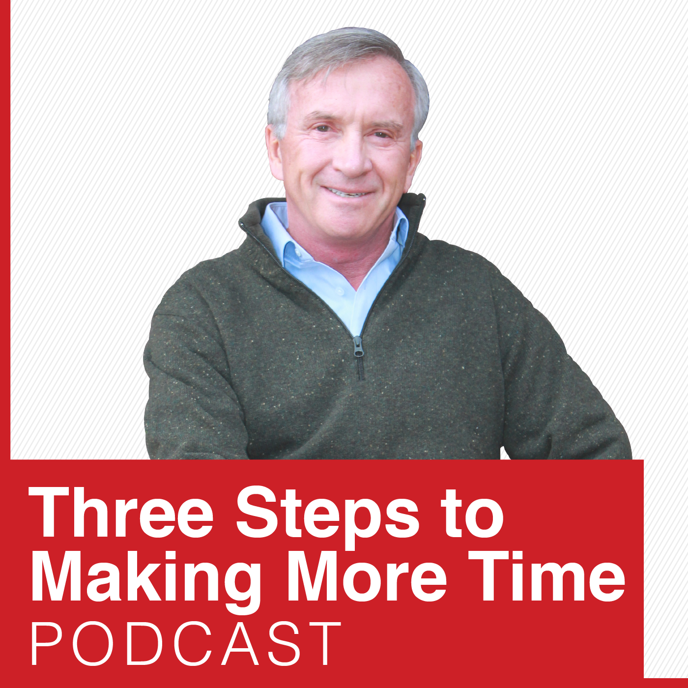 Three steps to making more time