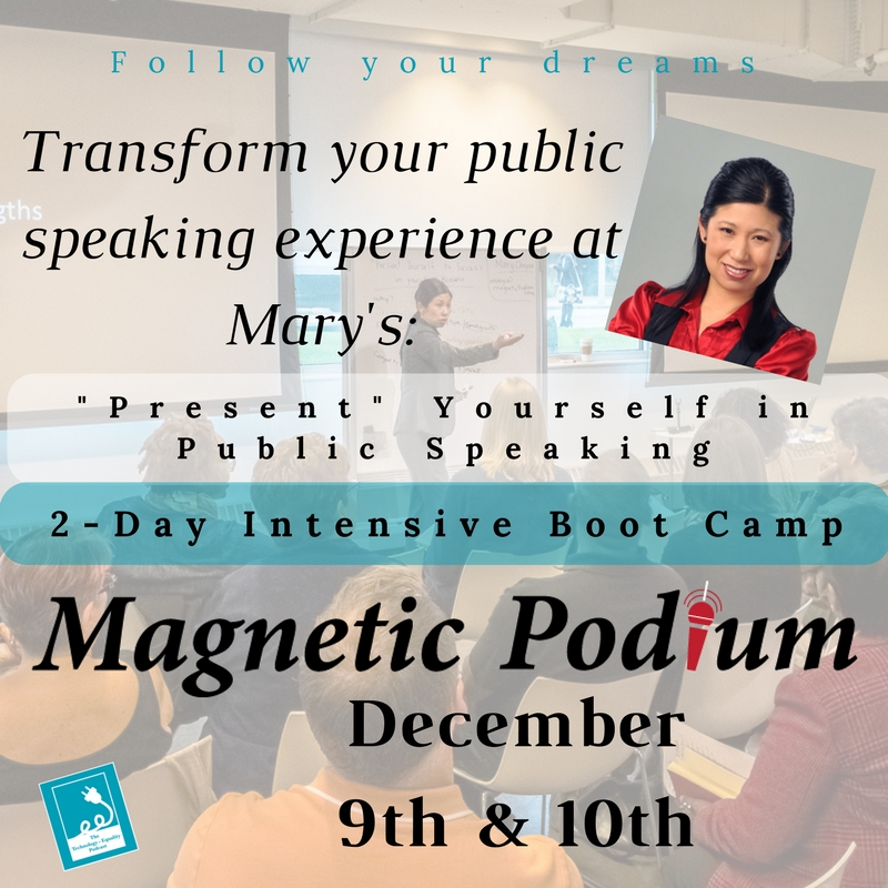 Don't keep your talents to yourself! Silence Your Inner Critic With Mary Cheyne.