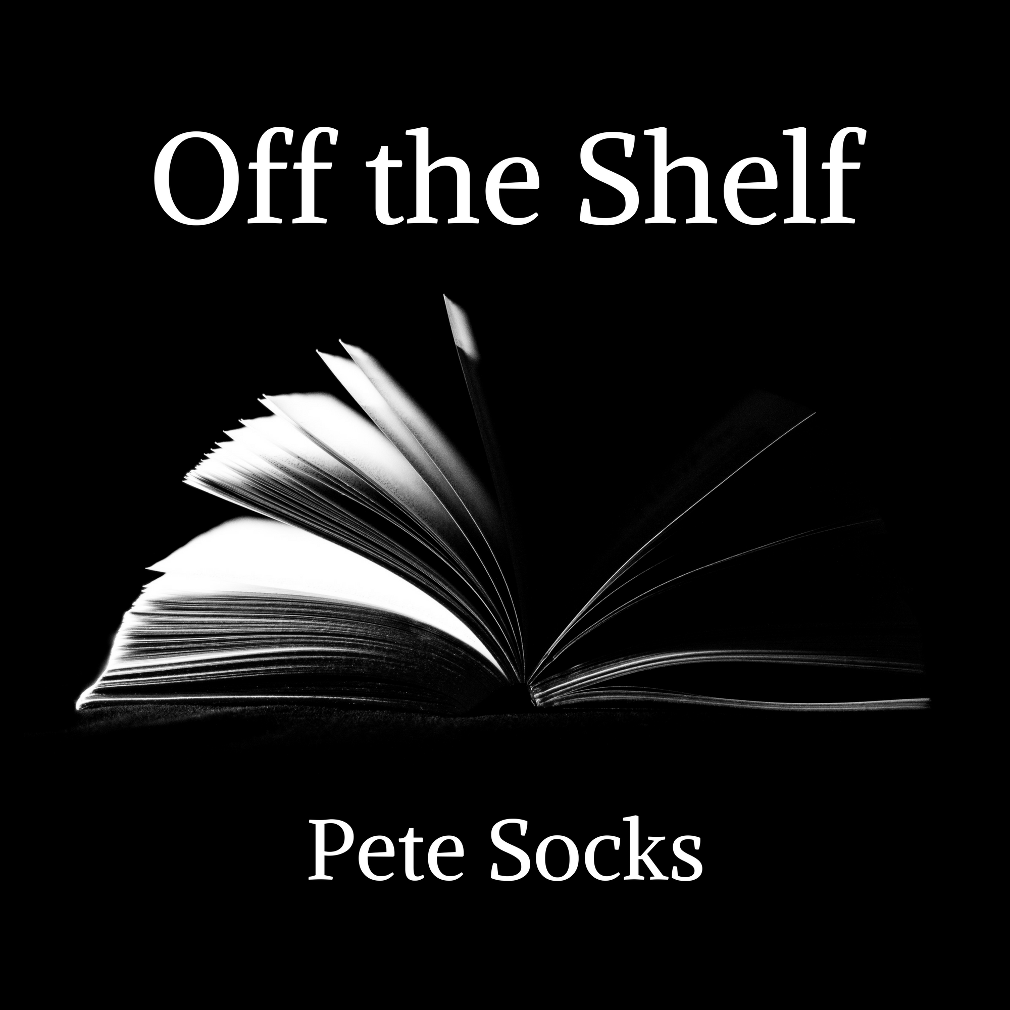 Off the Shelf with Pete Socks - Episode 72 with Father Michael White and Tom Corcoran