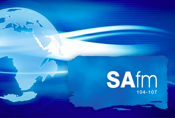 SAFM Otherwise's Shado Twala interviews Adele Green on live national radio SAFM