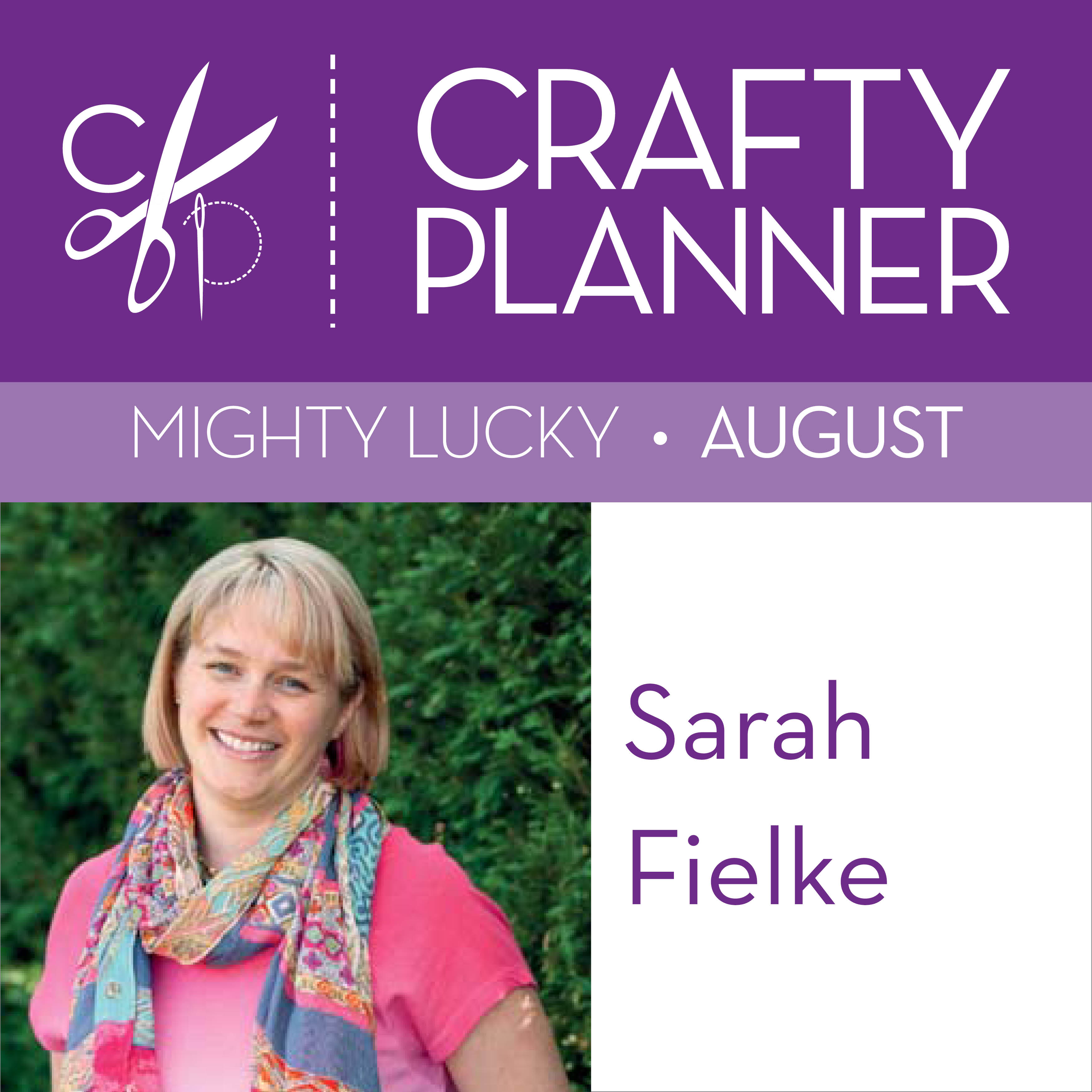 Sarah Fielke / Mighty Lucky August Episode