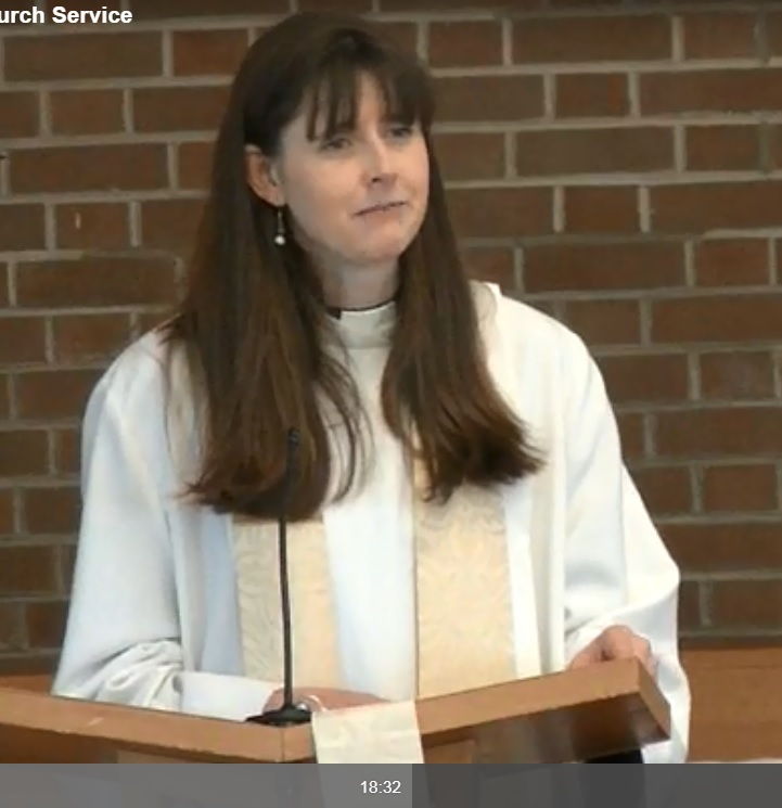 Rev. Jennifer Schick - Message - April 15, 2018