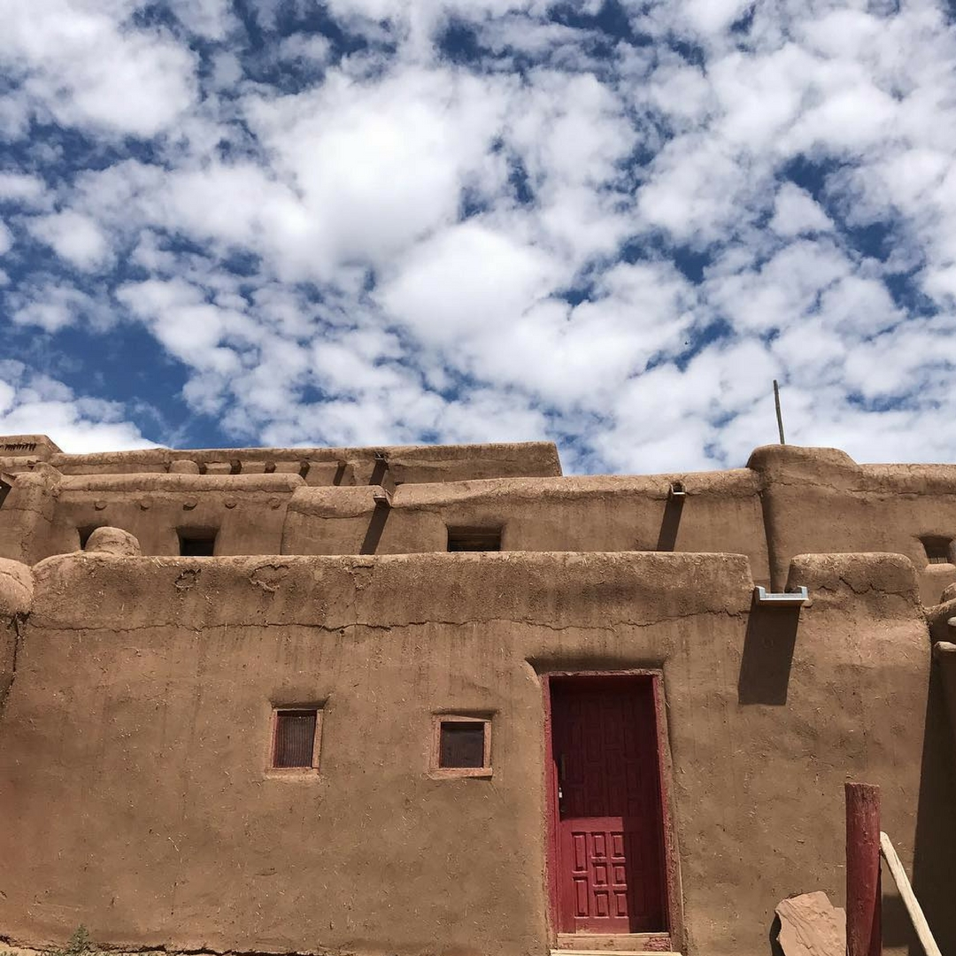 Traveling in Santa Fe, New Mexico
