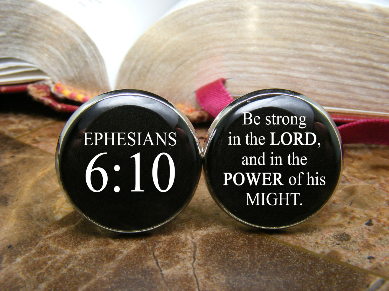 Be Strong in the Lord - Ephesians 6:10-13 (Jeremy Bowling)