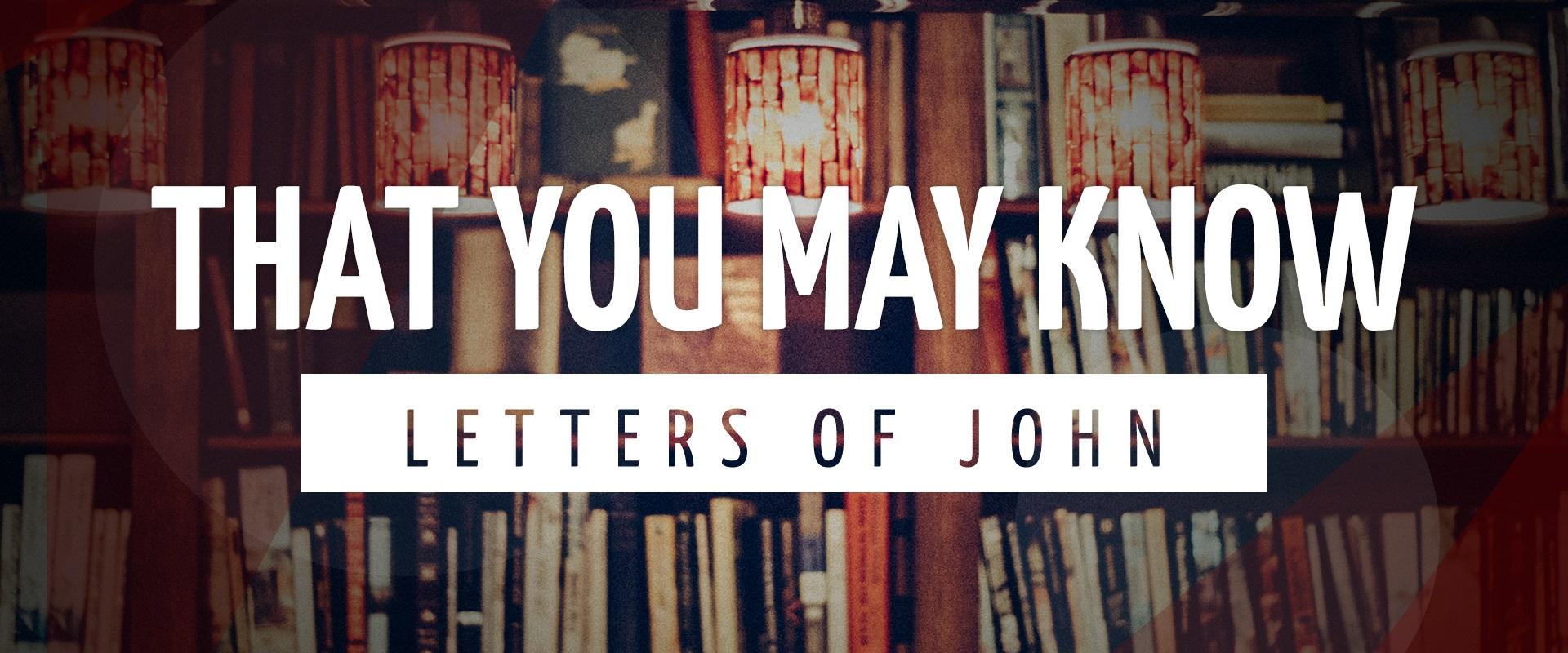The Word of Life - I John 1:1-4 (Jeremy Bowling)