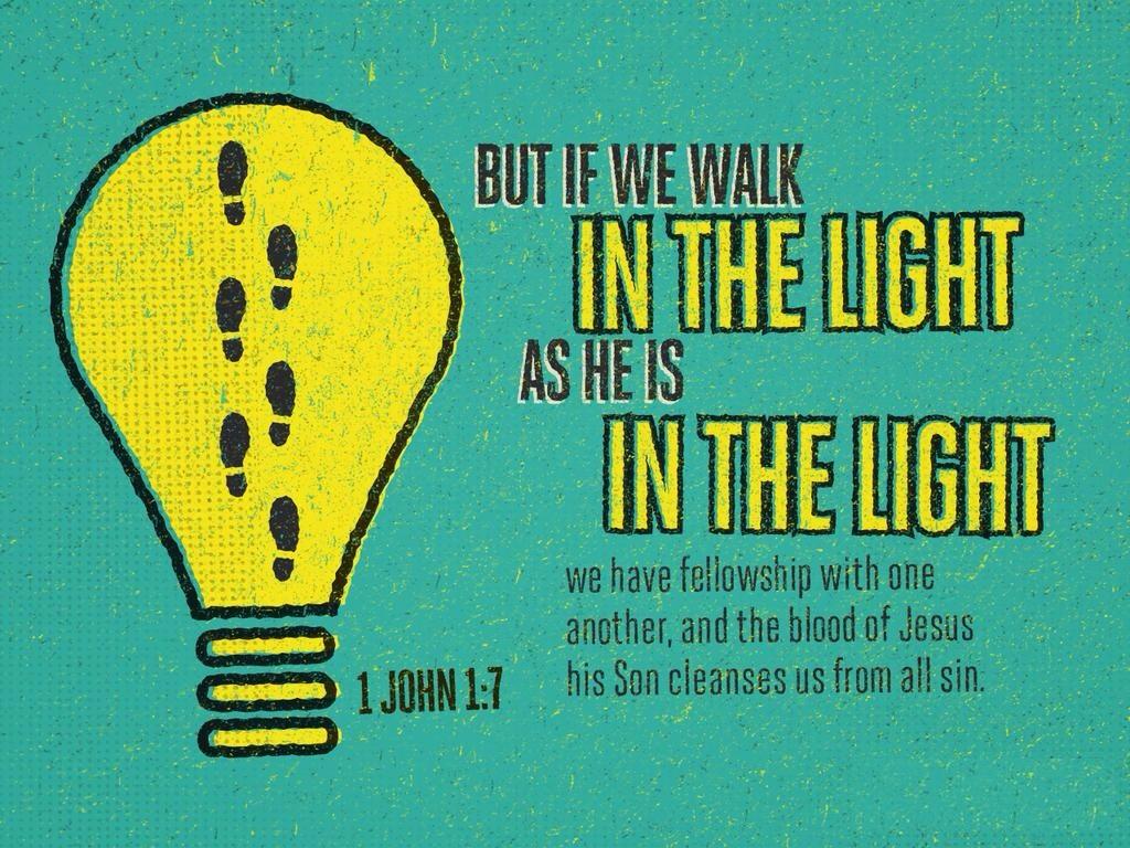 Walk in the Light - I John 1:5-2:2 (Jeremy Bowling)