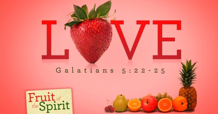 Love - Fruit of the Spirit Series (Jeremy Bowling)