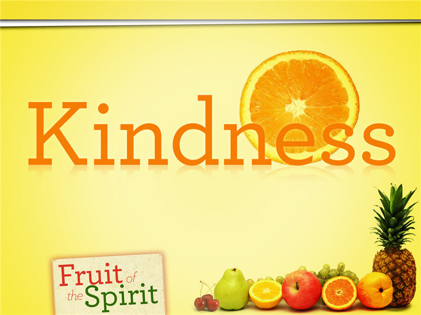 Kindness - Fruit of the Spirit Series (Jeremy Bowling)