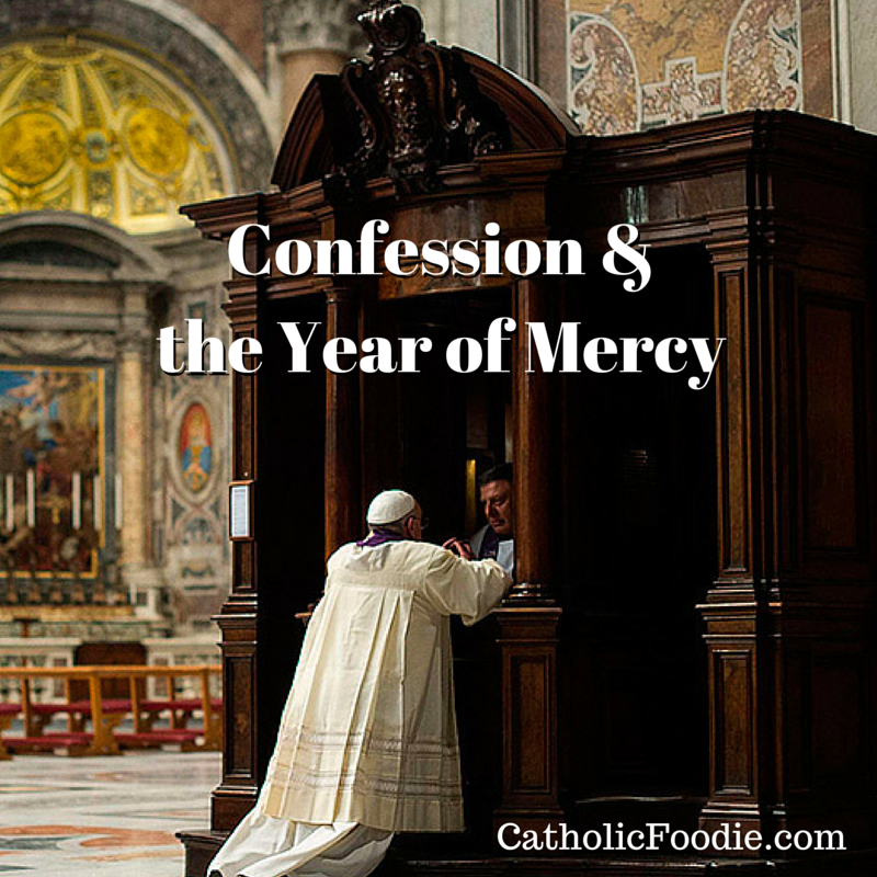 Confession and the Year of Mercy