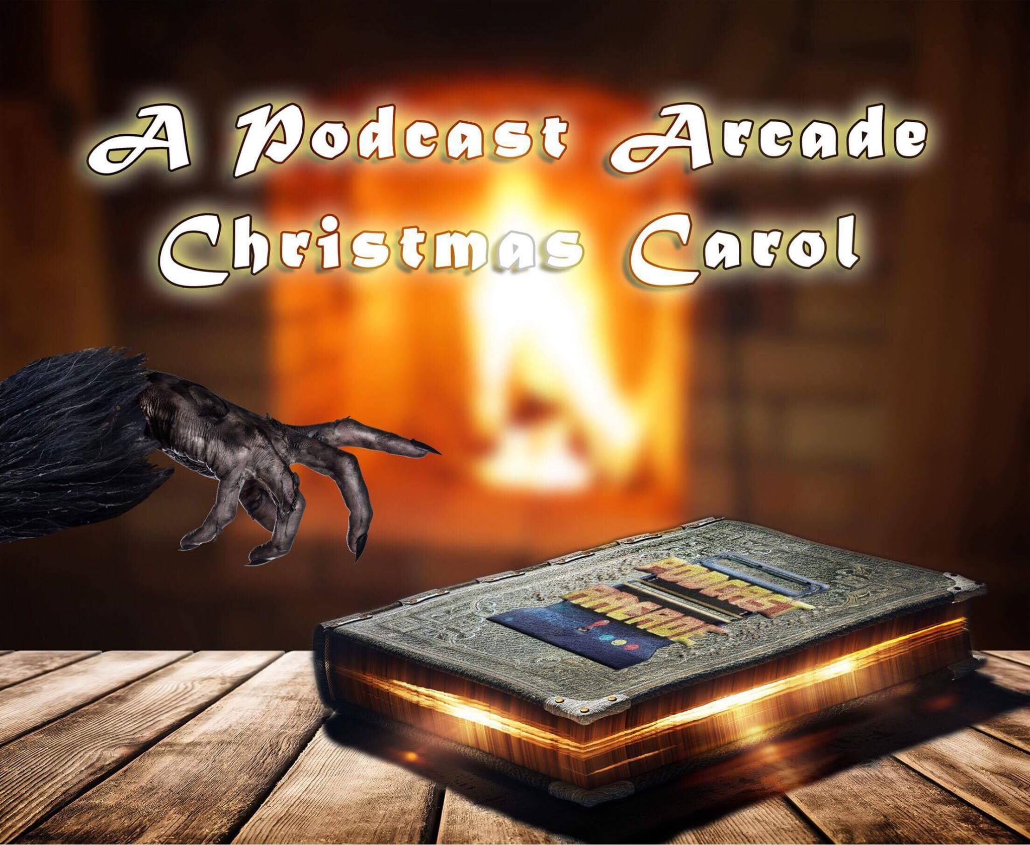 Ep 98 - The Podcast Arcade's Christmas Carol