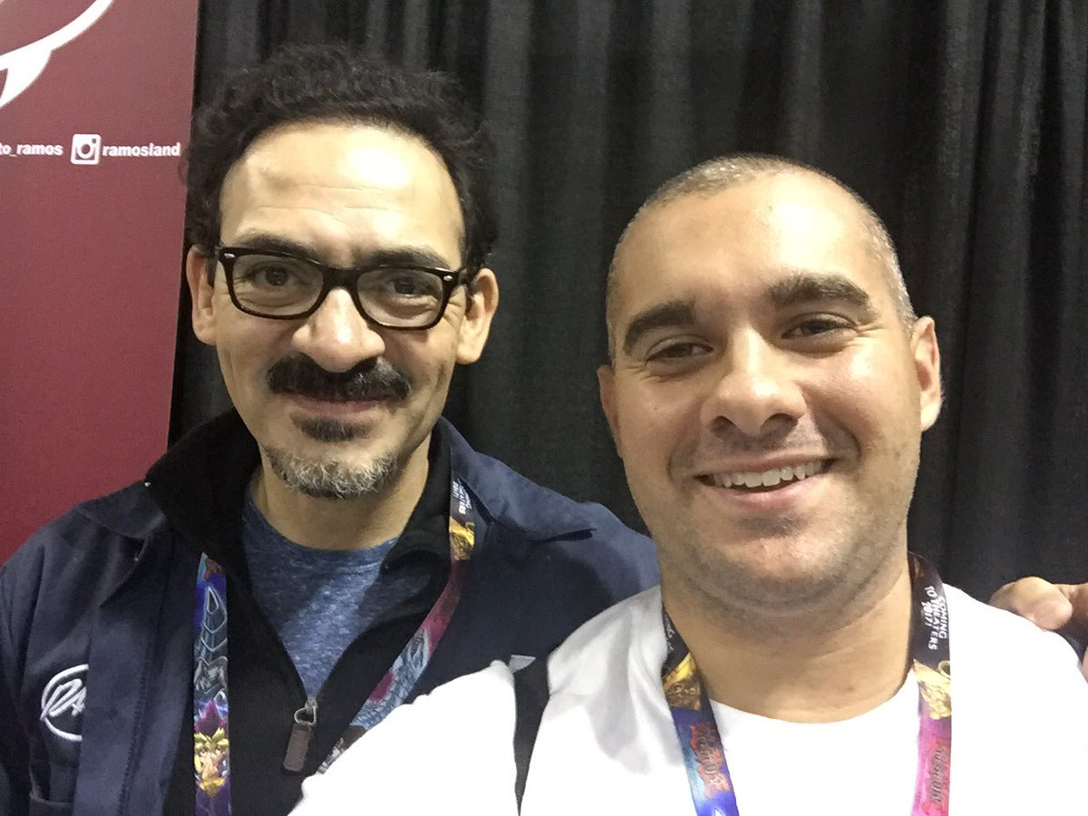 """Super Powered Pop Spotlight"" with Humberto Ramos, Comic Book Creator/Artist/Penciller"