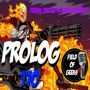 110 PROLOG - Frank Castle is GHOST RIDER!