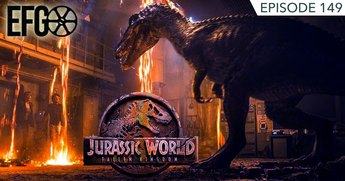 Episode 149 - Jurassic World: We Forgot About Site B