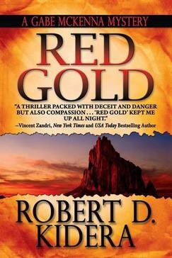 Write On Four Corners - Robert Kidera, The Gabe McKenna Mysteries