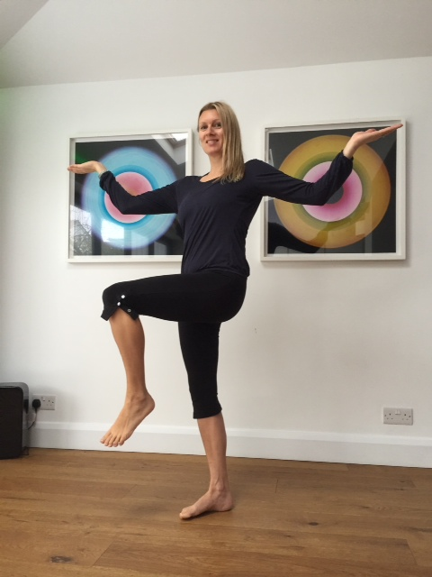 Challenging Flowing Live Yoga Class 40 mins with Faye Koe BODY SOUL YOGA