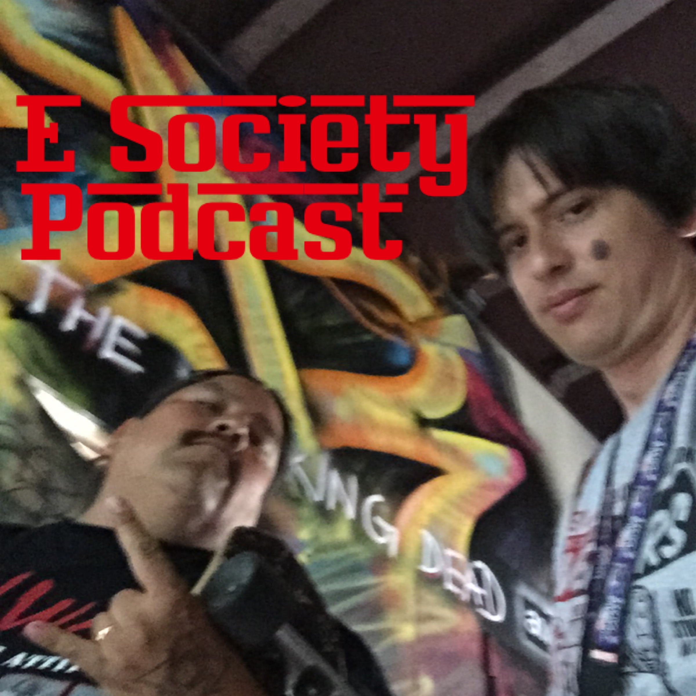 E Society Podcast - Ep. 14: Friendly Neighborhood Podcasters