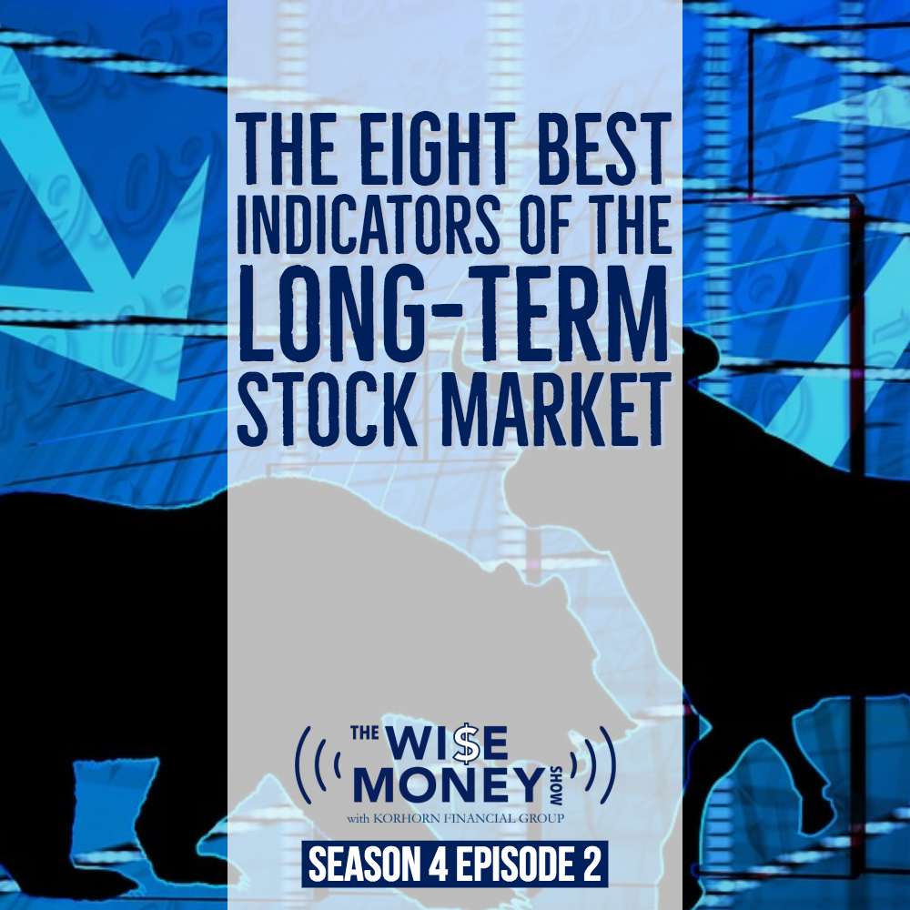 The Eight Best Indicators of the Long-Term Stock Market