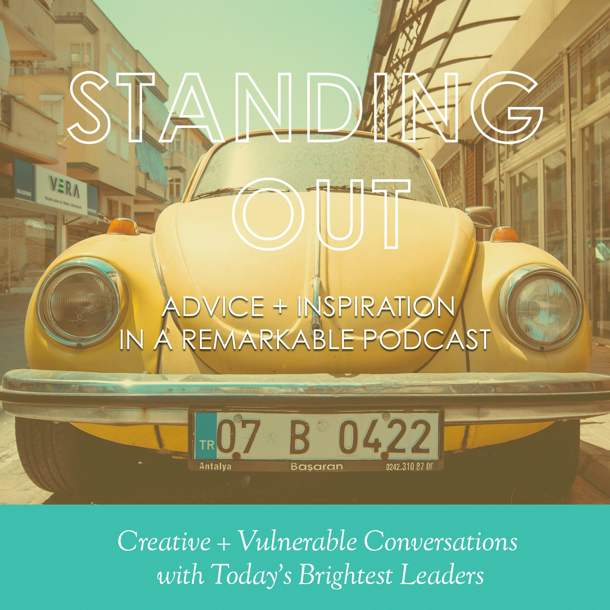 #StandingOut with Brenda Loube and Katrina Padron