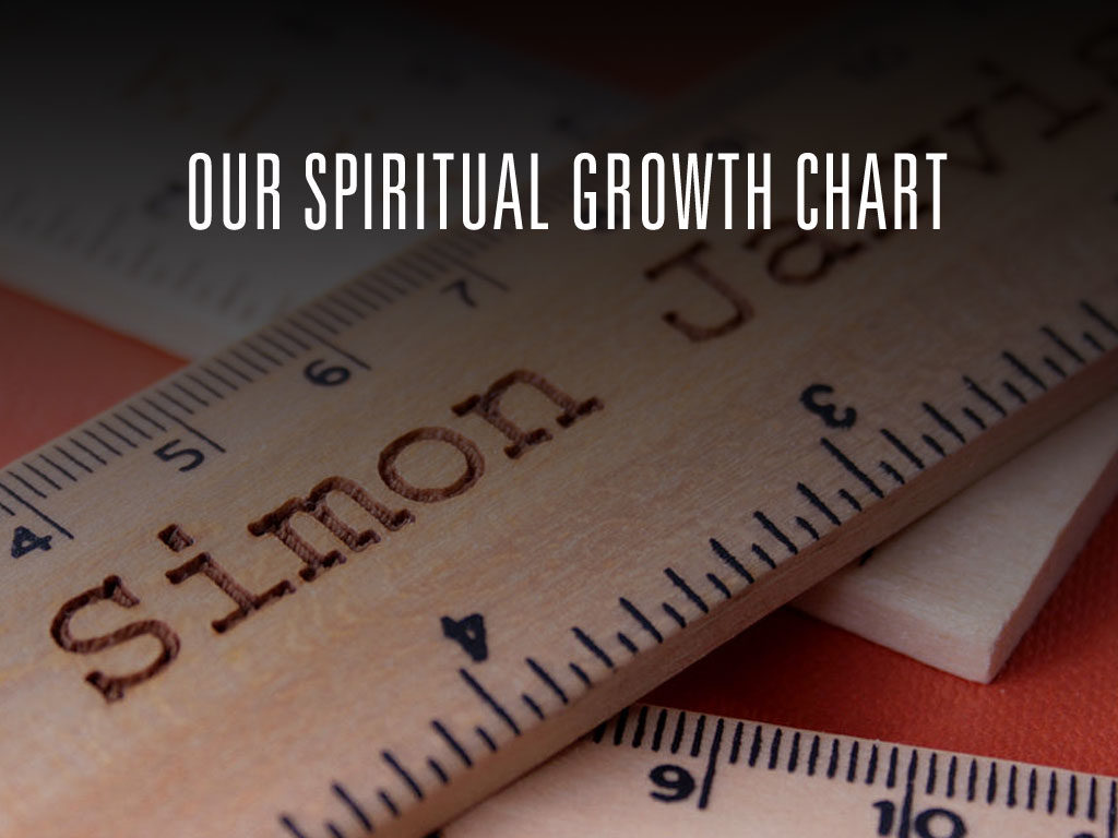 Our Spiritual Growth Chart Part 3 How To Become More Like Jesus