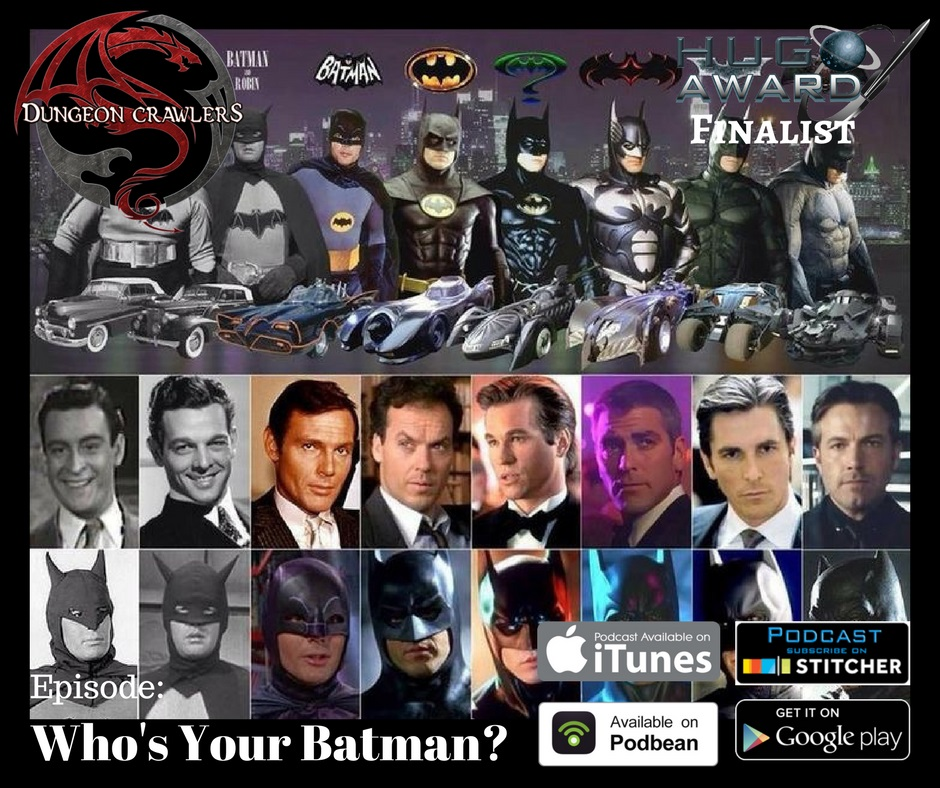 Who's Your Batman?