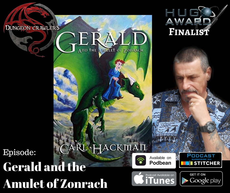 Gerald and the Amulet of Zonrach