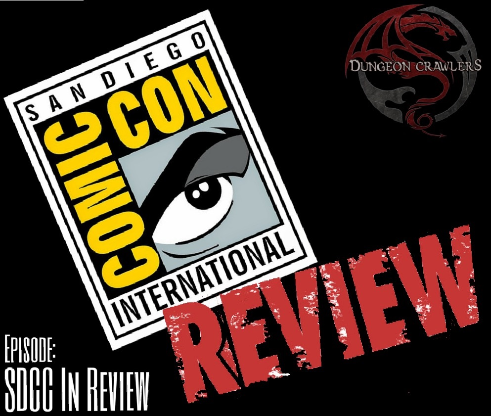 SDCC In Review
