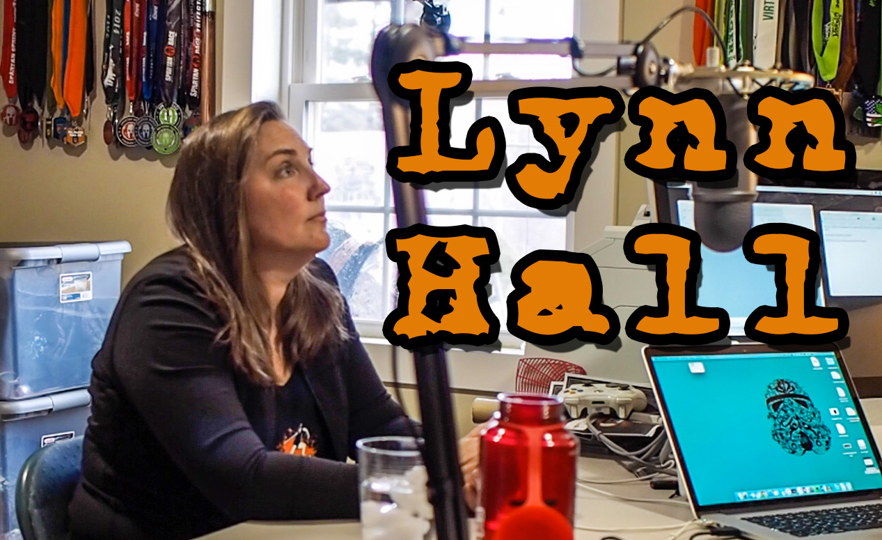 Episode 6 - Lynn Hall of Boldr Dash