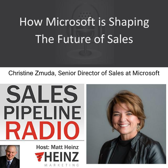 How Microsoft is Shaping The Future of Sales
