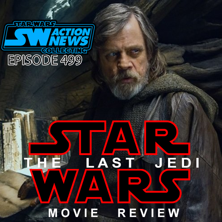 Episode 499: The Last Jedi Roundtable