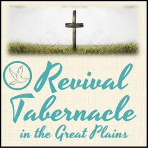 Revival Tabernacle in the Great Plains