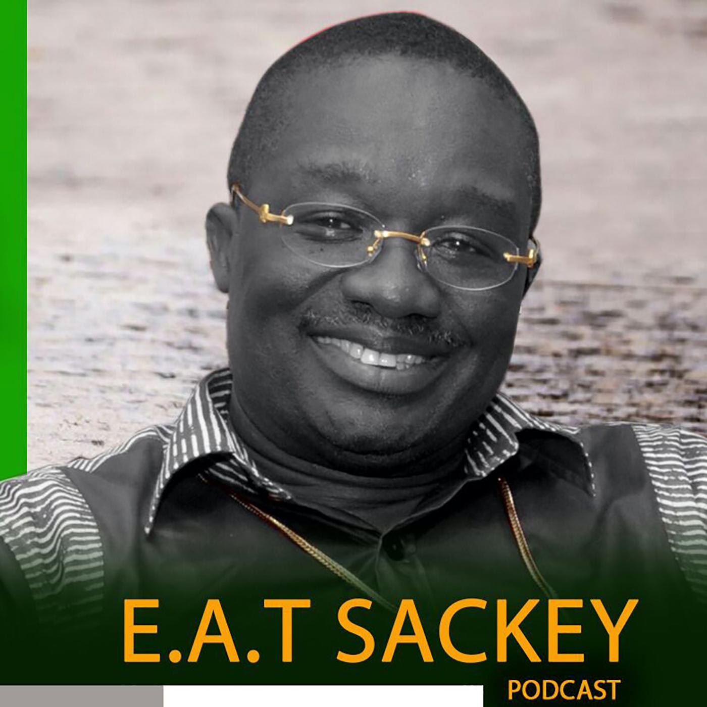 EAT Sackey Podcast