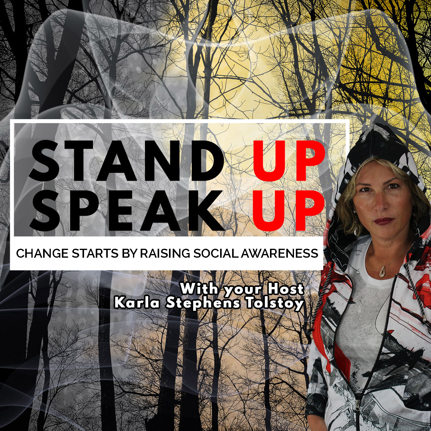 Stand Up Speak Up by Tokii