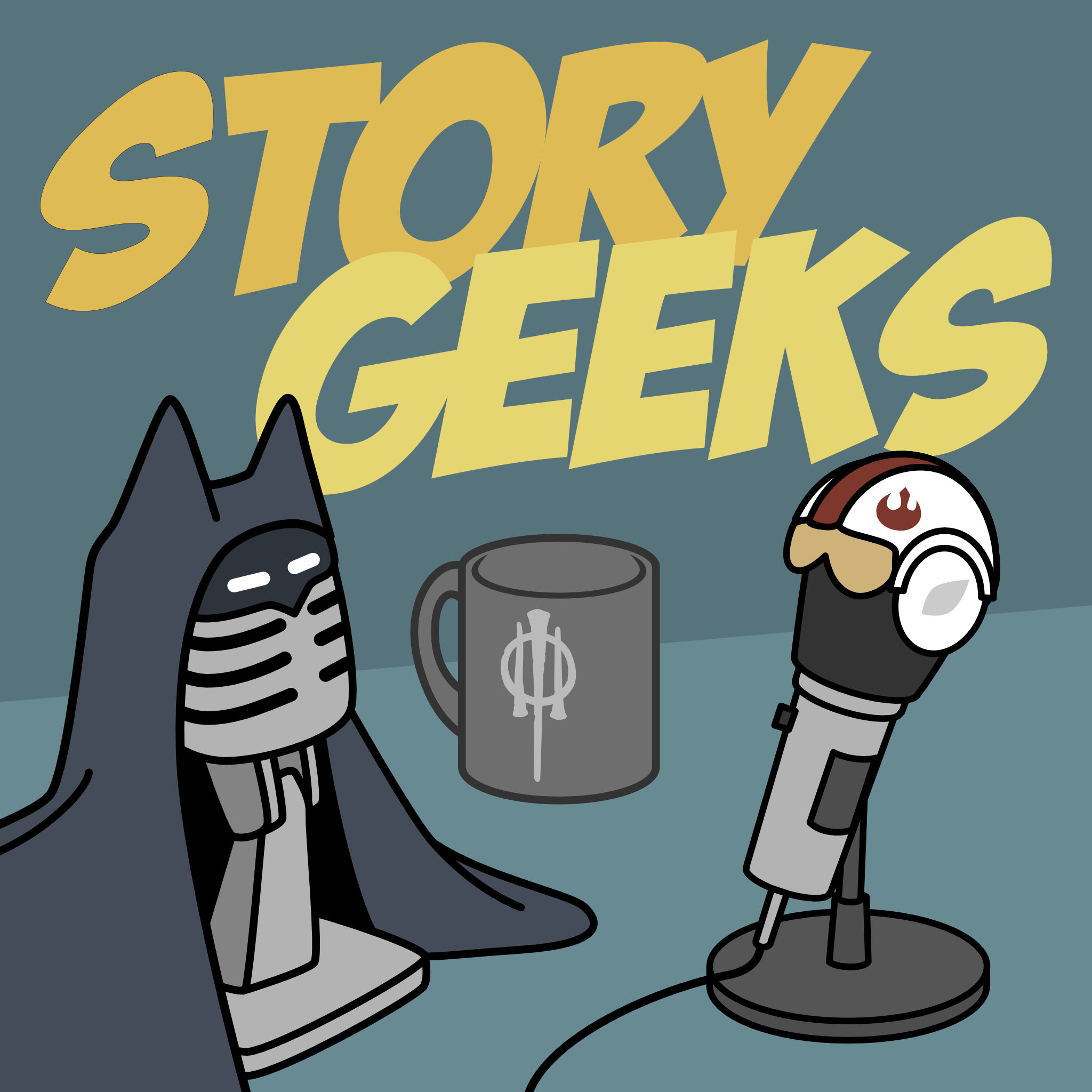 The Story Geeks