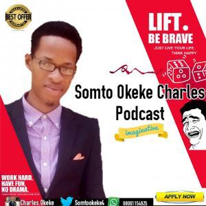 Somto Okeke Charles podcast