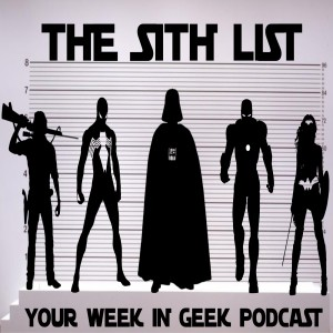THE SITH LIST PODCAST