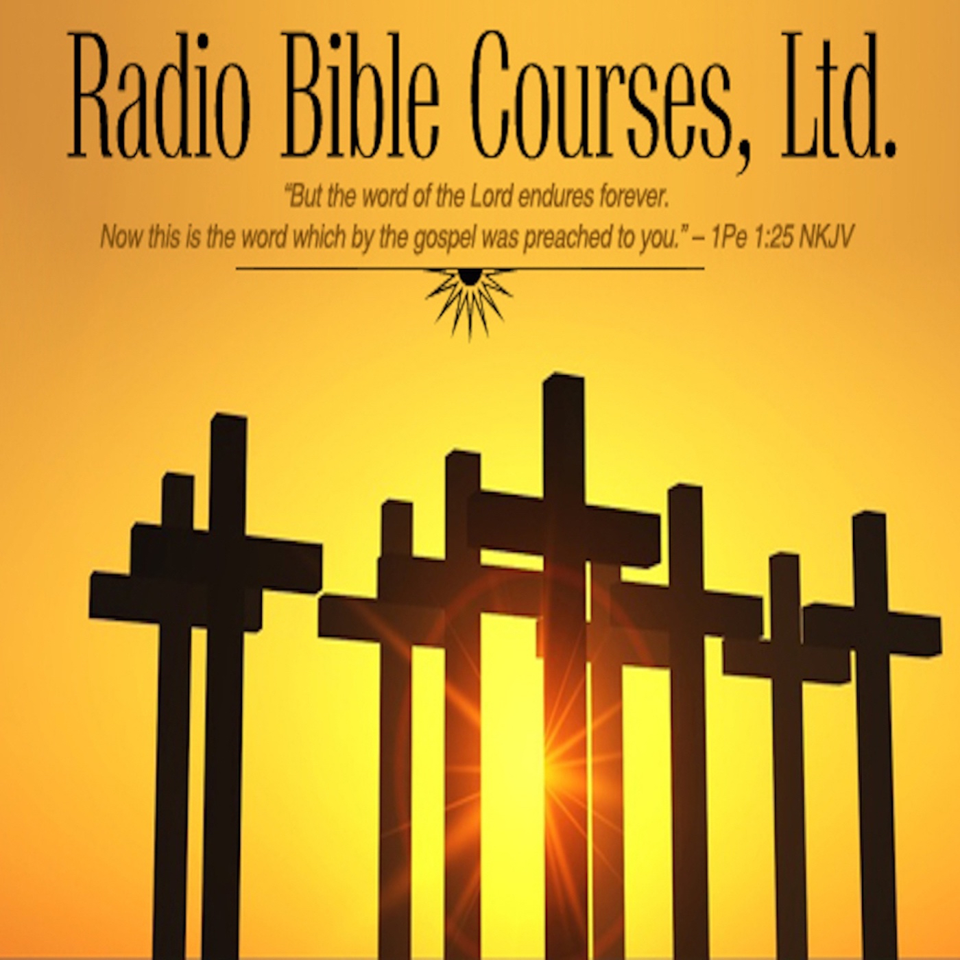 Radio Bible Courses