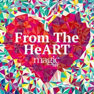 From the HeART- Magic 107.7 Radio Show