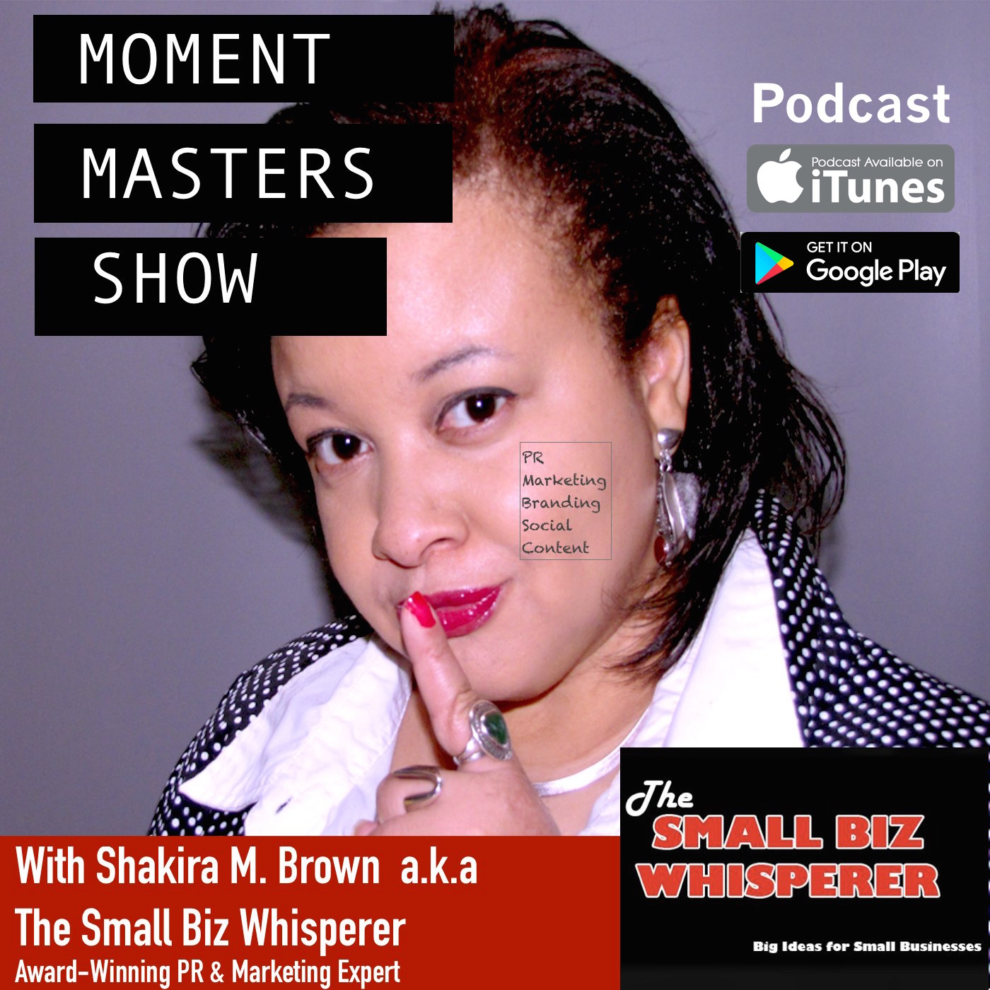 Moment Masters Small Business Podcast
