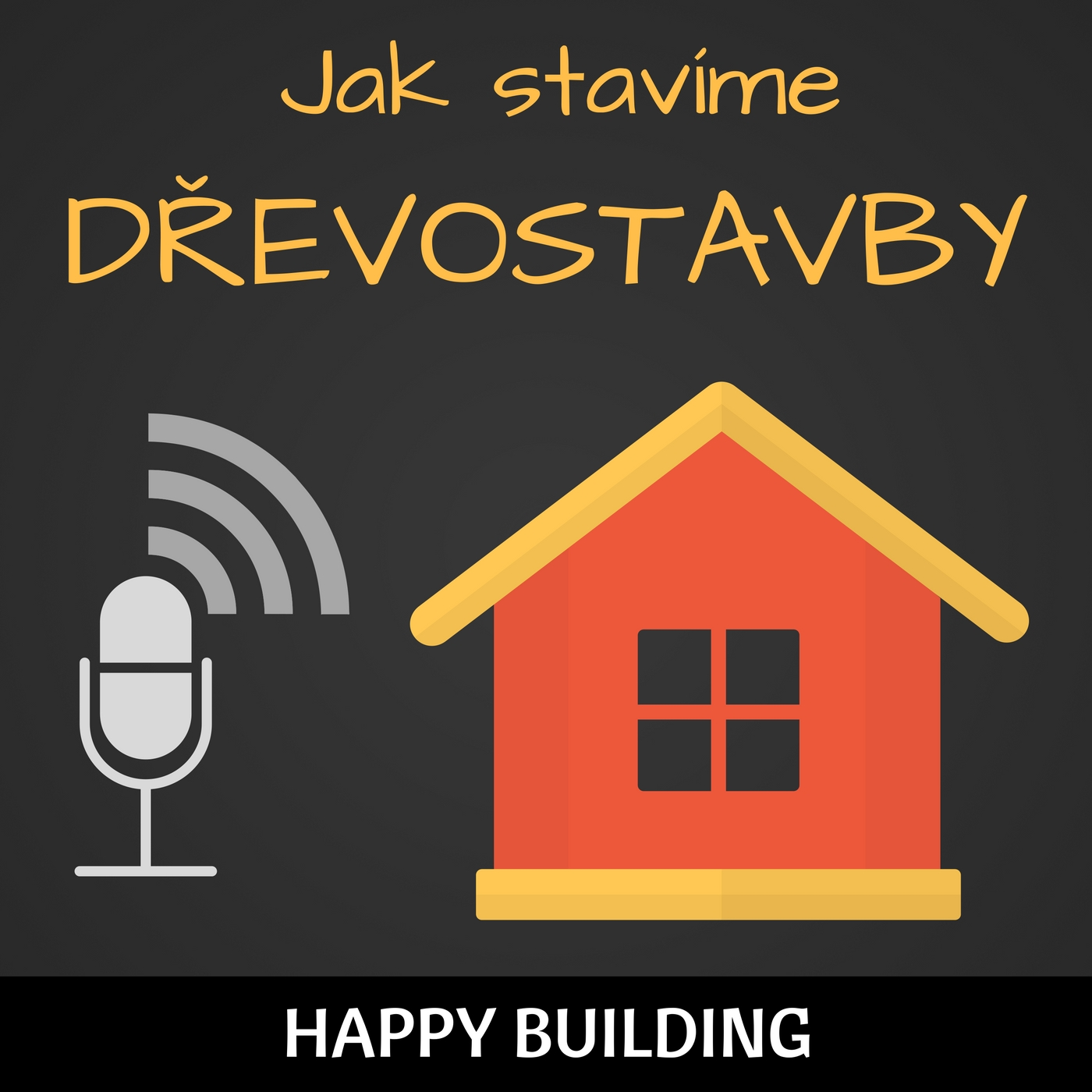 Jak Happybuilding staví dřevostavby a bungalovy