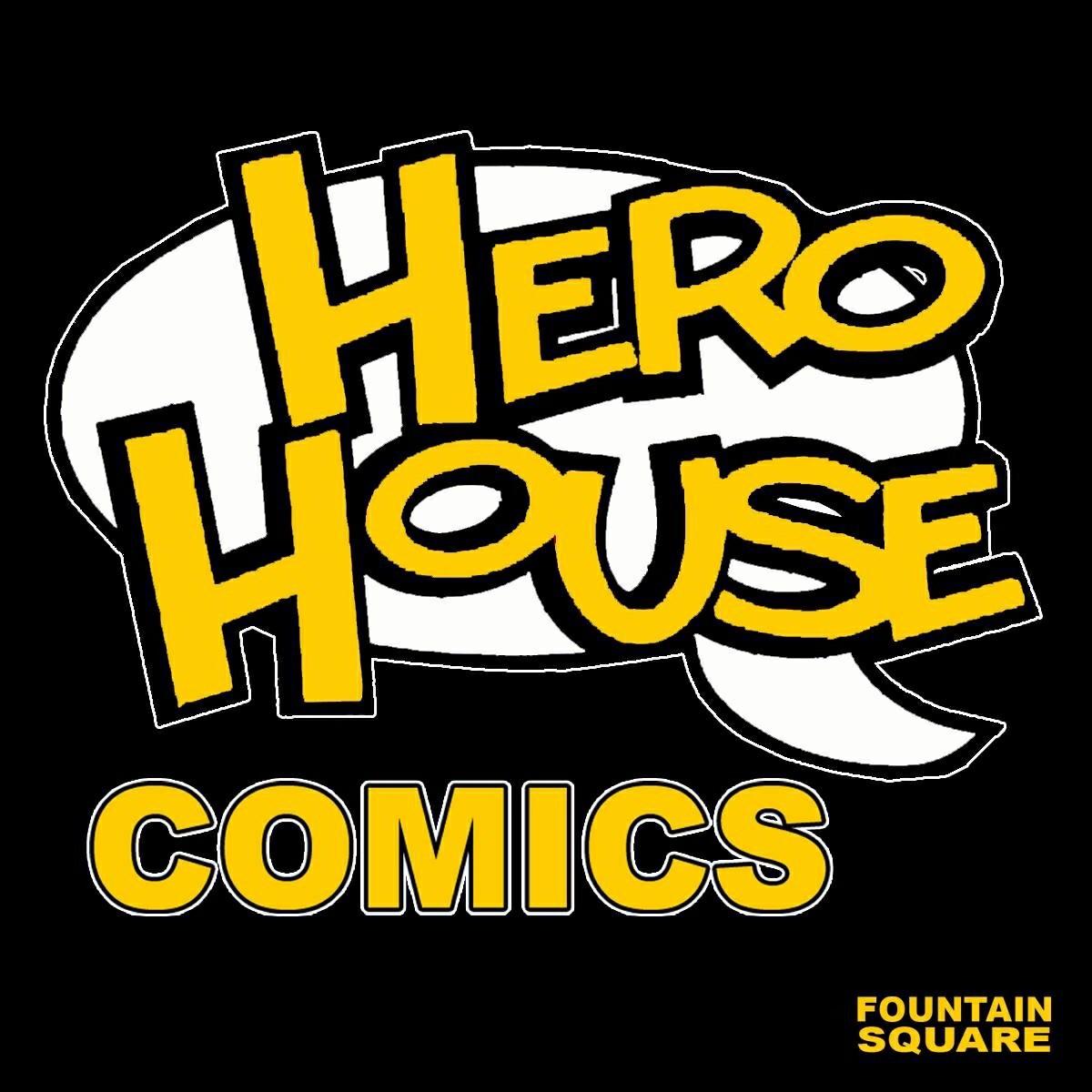 Hero House Comics Indianapolis