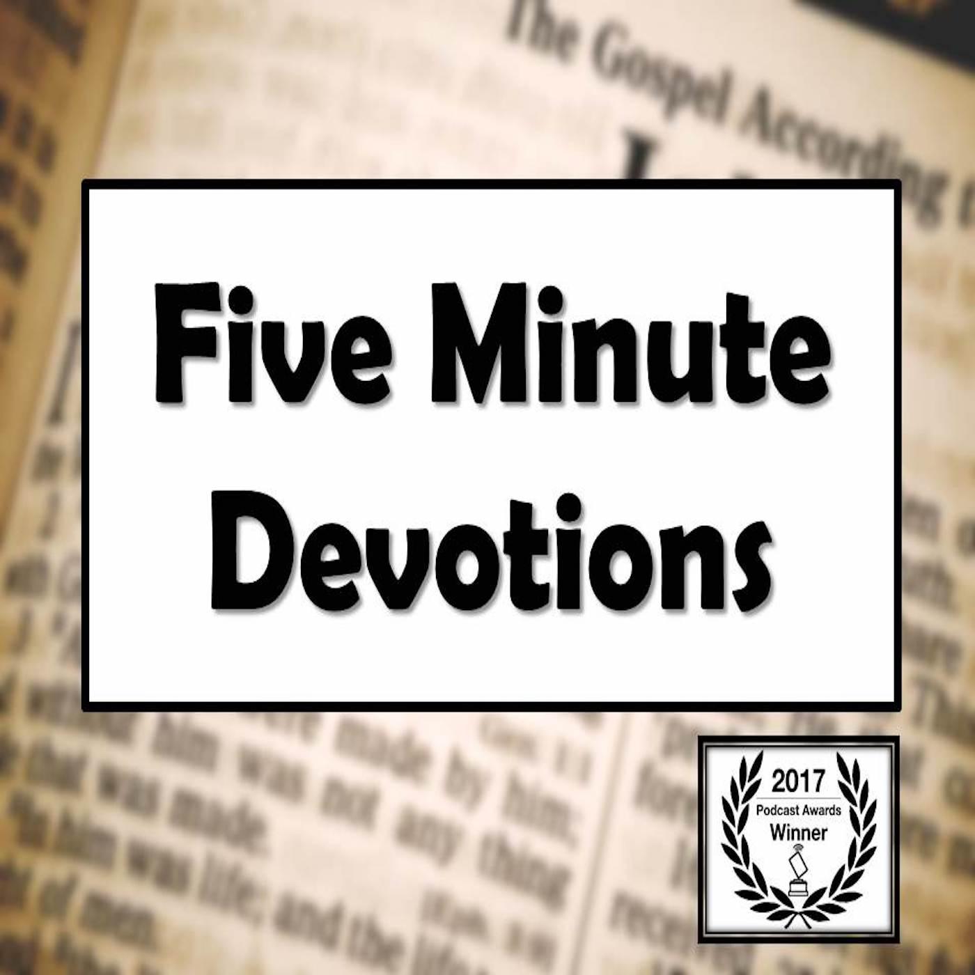 Five Minute Devotions