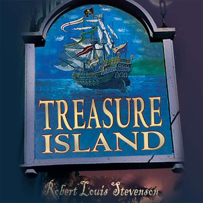 Treasure Island: Dramatic Reading