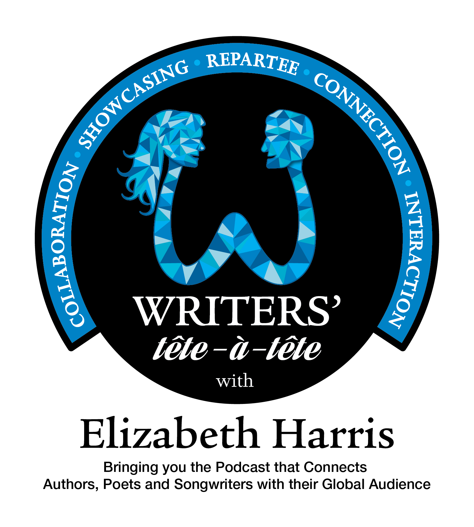 Writers' Tête–à–tête with Elizabeth Harris
