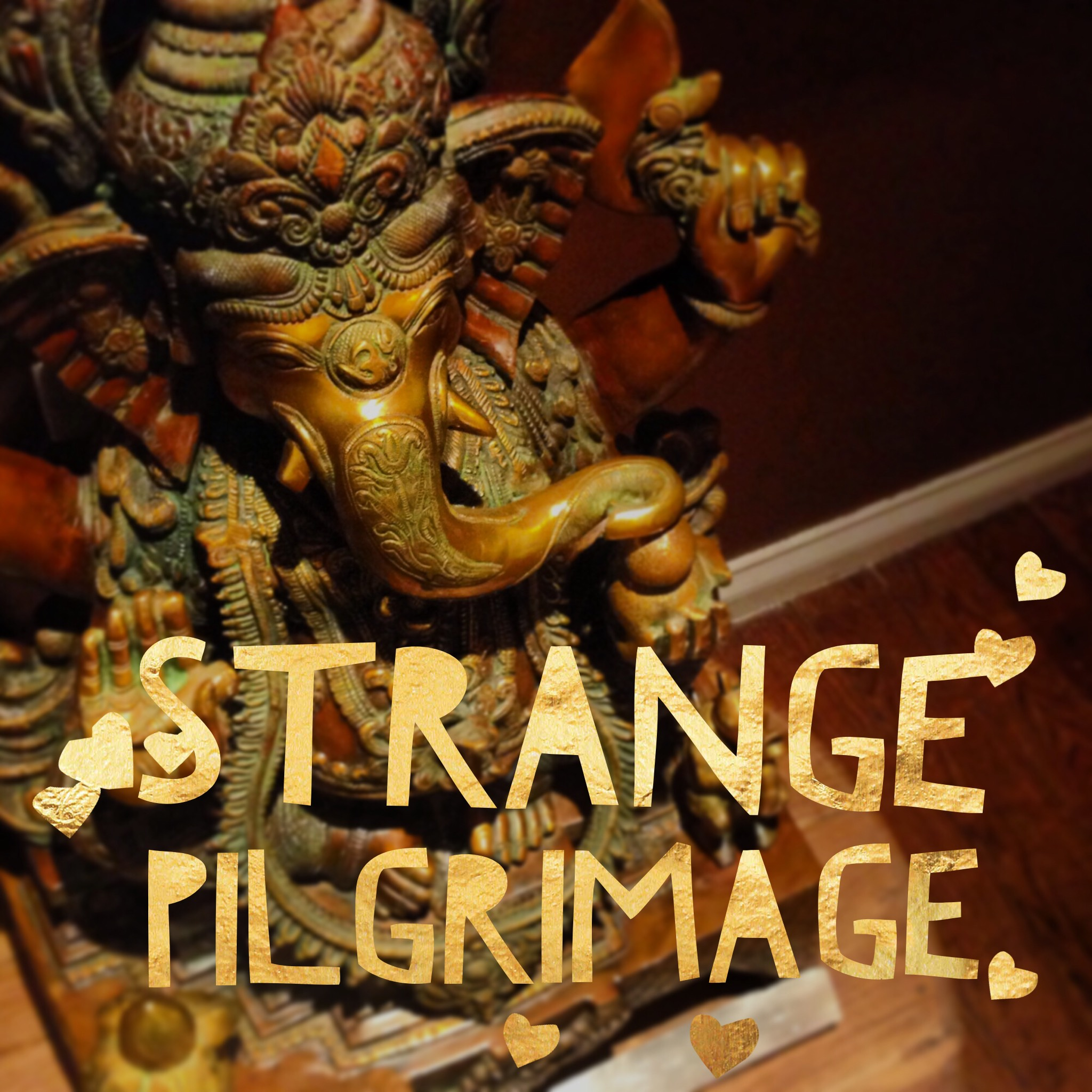 Strange Pilgrimage:  Exploring Sacred Travel with Sarah Seidelmann