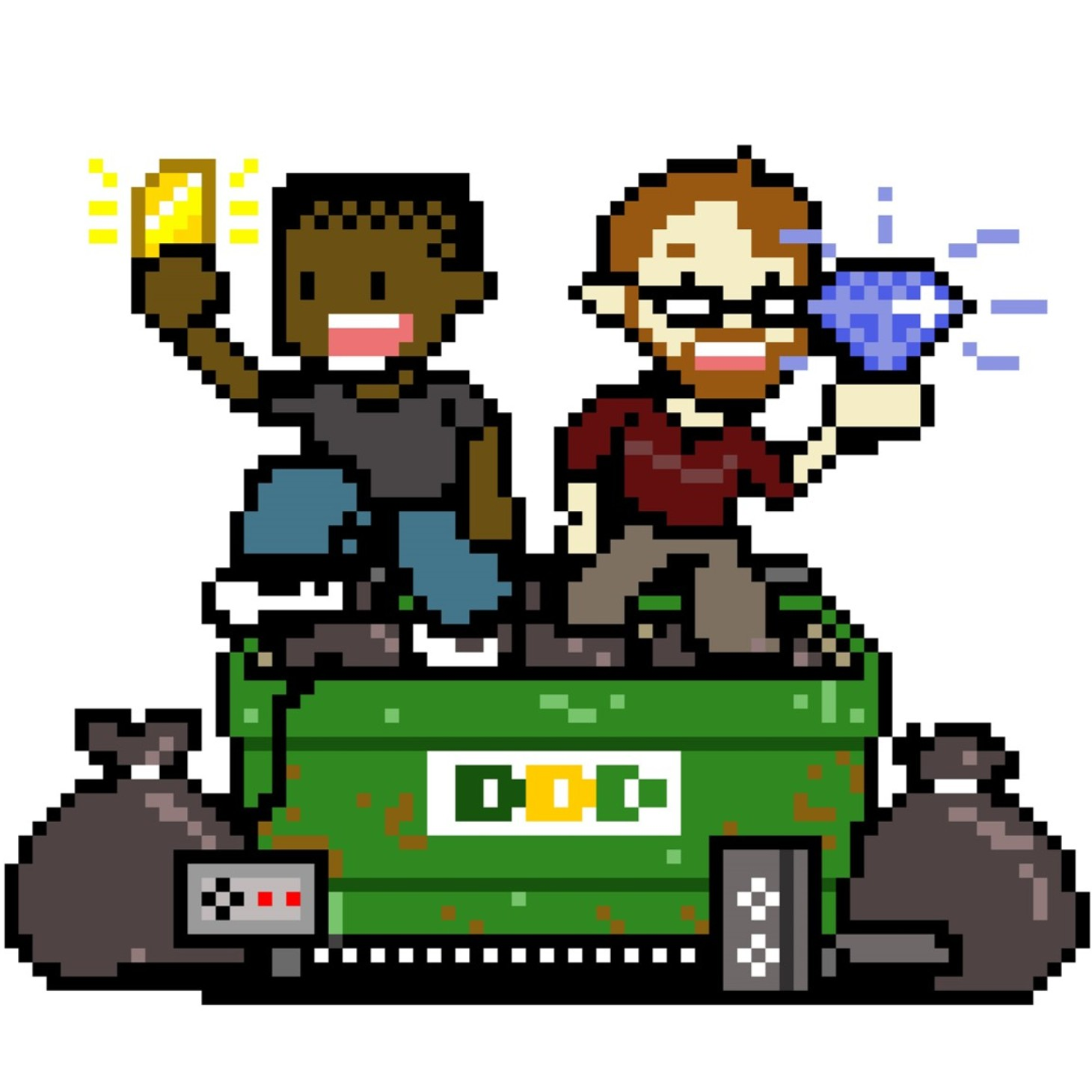 Digital Dumpster Diving